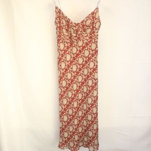J.Crew Women's 6 Dress 100% Silk Paisley